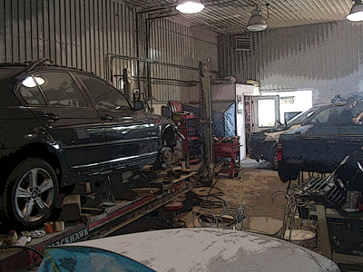 grey bruce ontario body shop